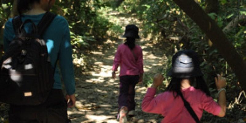 【爬山】小孩爬山的樂趣:高雄的半屏山恰恰好(5.4ys)