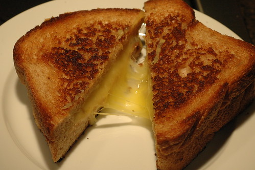 Grilled Cheese Yum