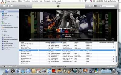 iTunes bom é iTunes organizado
