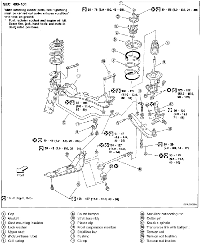1995 Nissan Pick Up Parts Diagram, 1995, Free Engine Image