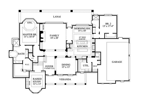 Country Home Style Plans – House Design Ideas