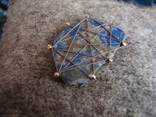 lapis pincushion - 4