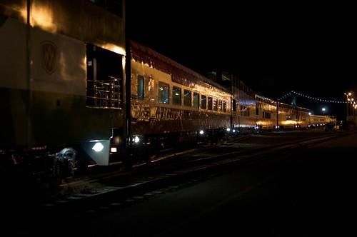Taking the Alberta Train to Whistler