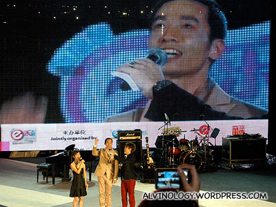 Hong Kong actor, Moses Chan (陈豪)