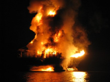 Coast Guard and Agencies Response to Deepwater Horizon Oil Spill