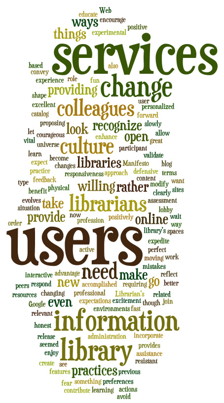 A Librarian's 2.0 Manifesto