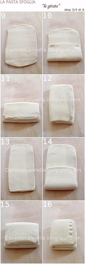 pasta sfoglia step by step 3.4.6