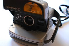 Camera Collection: Polaroid P