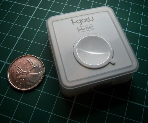 i-gotU USB GPS Travel & Sports Logger