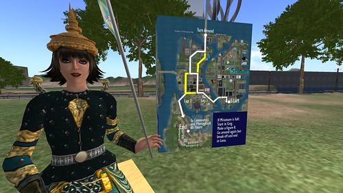 Nova Albion 6th Anniversary Parade - Planning
