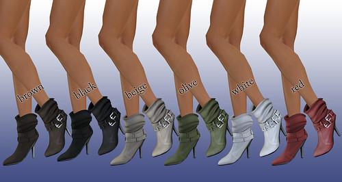 LAQ midcut boots