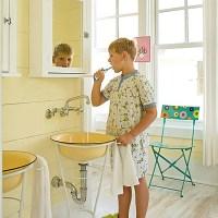 wash basins Coastal Living