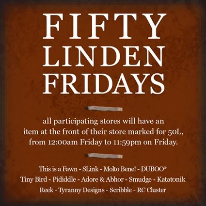 Fifty Linden Fridays 16