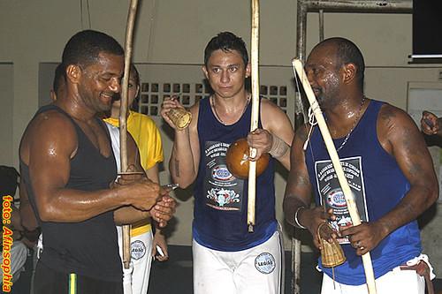 Capoeira CDLB 19 por você.