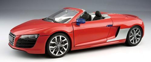 Kyosho Audi R8