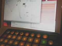 MaxForLive LaunchPad Programming