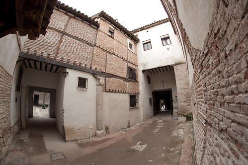 Hospital de Antezana (I)