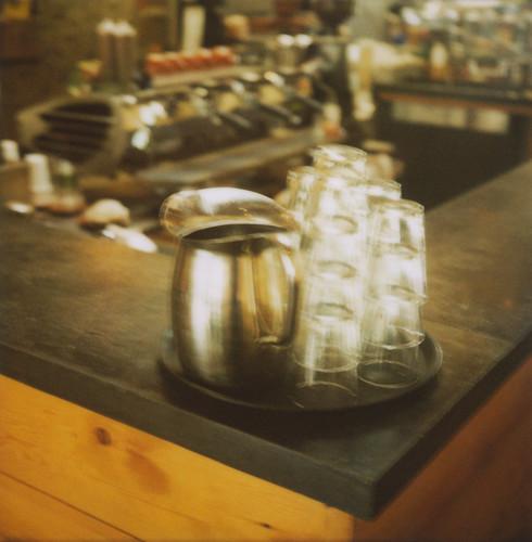 Four Blurry Barrel Coffee