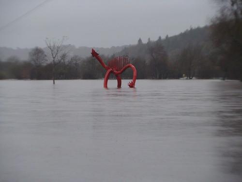 Lee River Monster