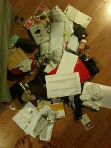 That's a lot of stuff!