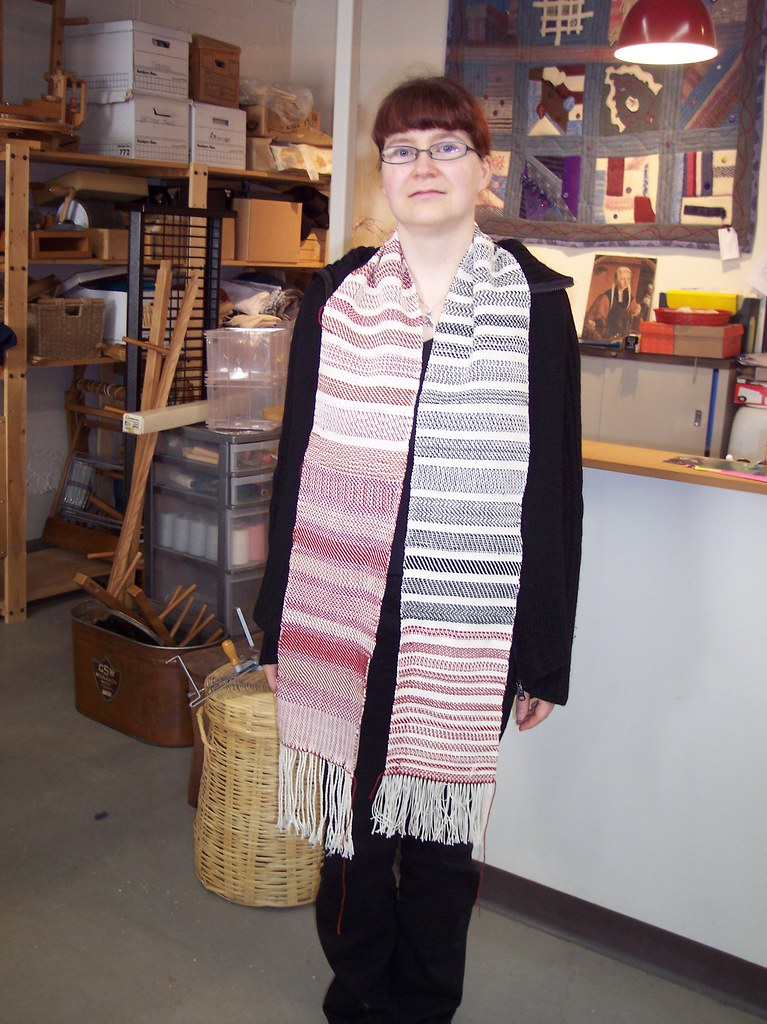 Weaving for beginners class project