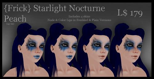 Frick - Starlight Nocturne - Peach