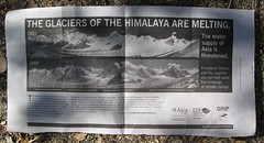 Himalayan Glaciers Melting // So Sad