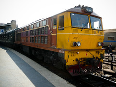Eastern & Oriental Express Locomotive