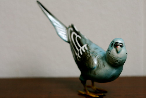 Monday: Bird Kitsch