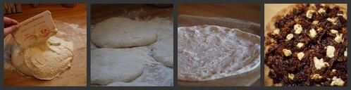 Pizza Napoletana Collage