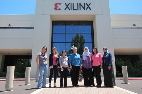 TechWomen at Xilinx