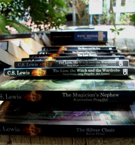 koleksi C.S Lewis