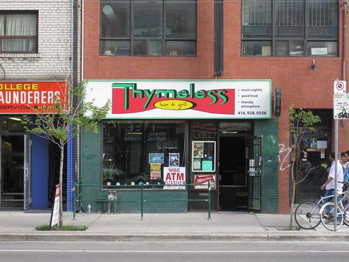 Thymeless