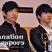 K-Pop Heal The World Press Conference