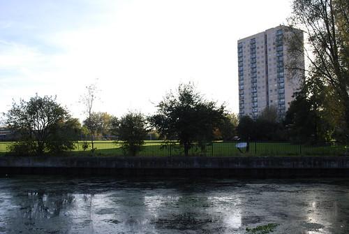 River Lee Navigation, Clapton