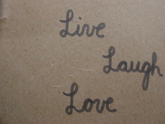 Free Live Laugh Love Texture