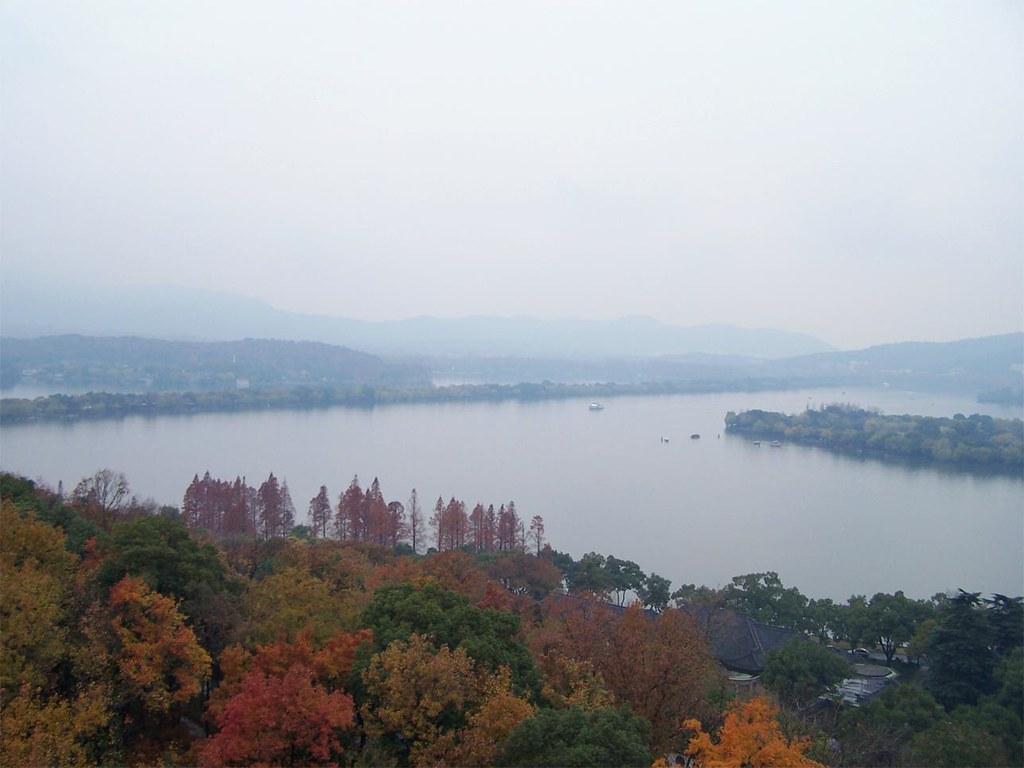 雷峰塔view