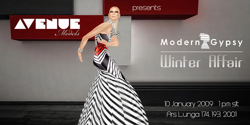 Modern Gypsy :: Winter Affair