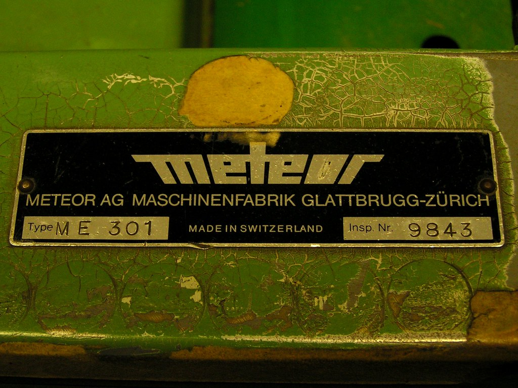 Meteor, Austin Organs