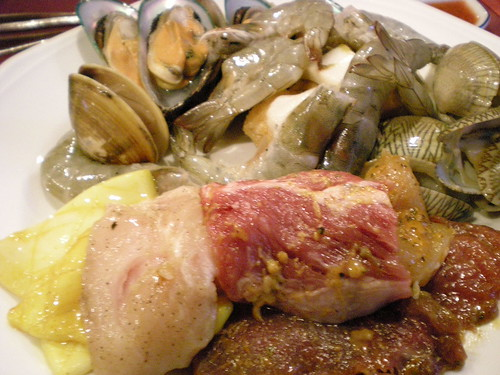 Meat & seafood 1