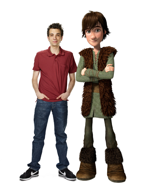 voices of how to train your dragon