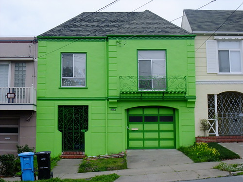 Every Day is a Happy Saint Patrick's Day in The Outer Sunset. 44