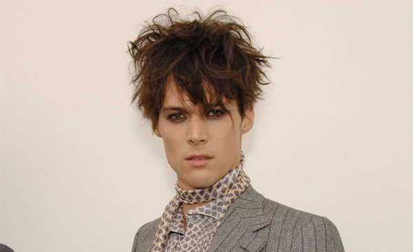 rocker hair style