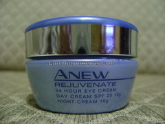 Anew Rejuvenate 24 Hour Eye Cream day Cream SPF 24 Night Cream