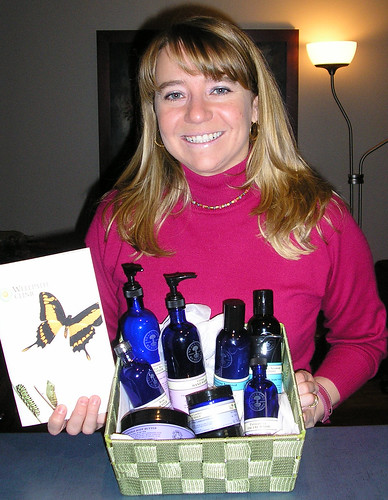 Lenzr natural medicine contest winner, Isabelle Seguini
