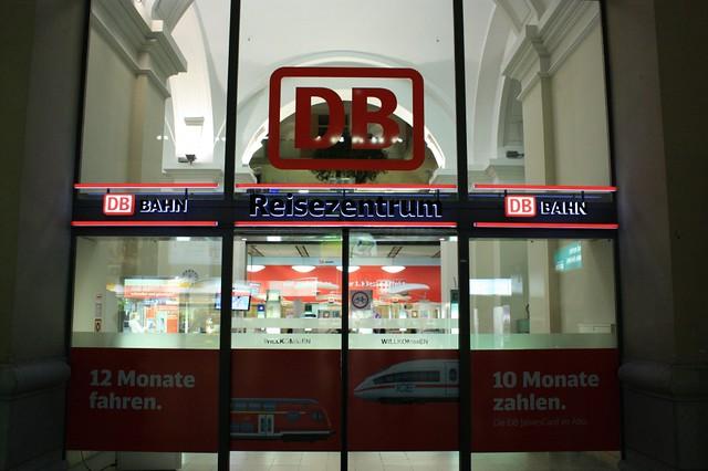 DB Reisezentrum, Frankfurt(M)