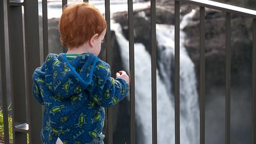 Watching the Falls