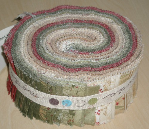 Moda Frosted Memories Jelly Roll