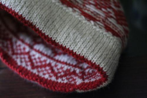 Inside lining, Min Ulla Hat