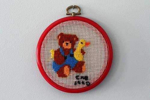 Very First Cross Stitch